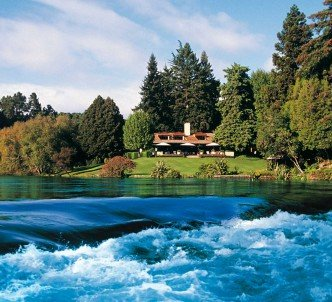 Huka Lodge.